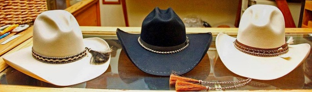 1c2aa5de Billings, Montana, USA. Rands Custom Hatters, makers of bespoke hats,  particularly